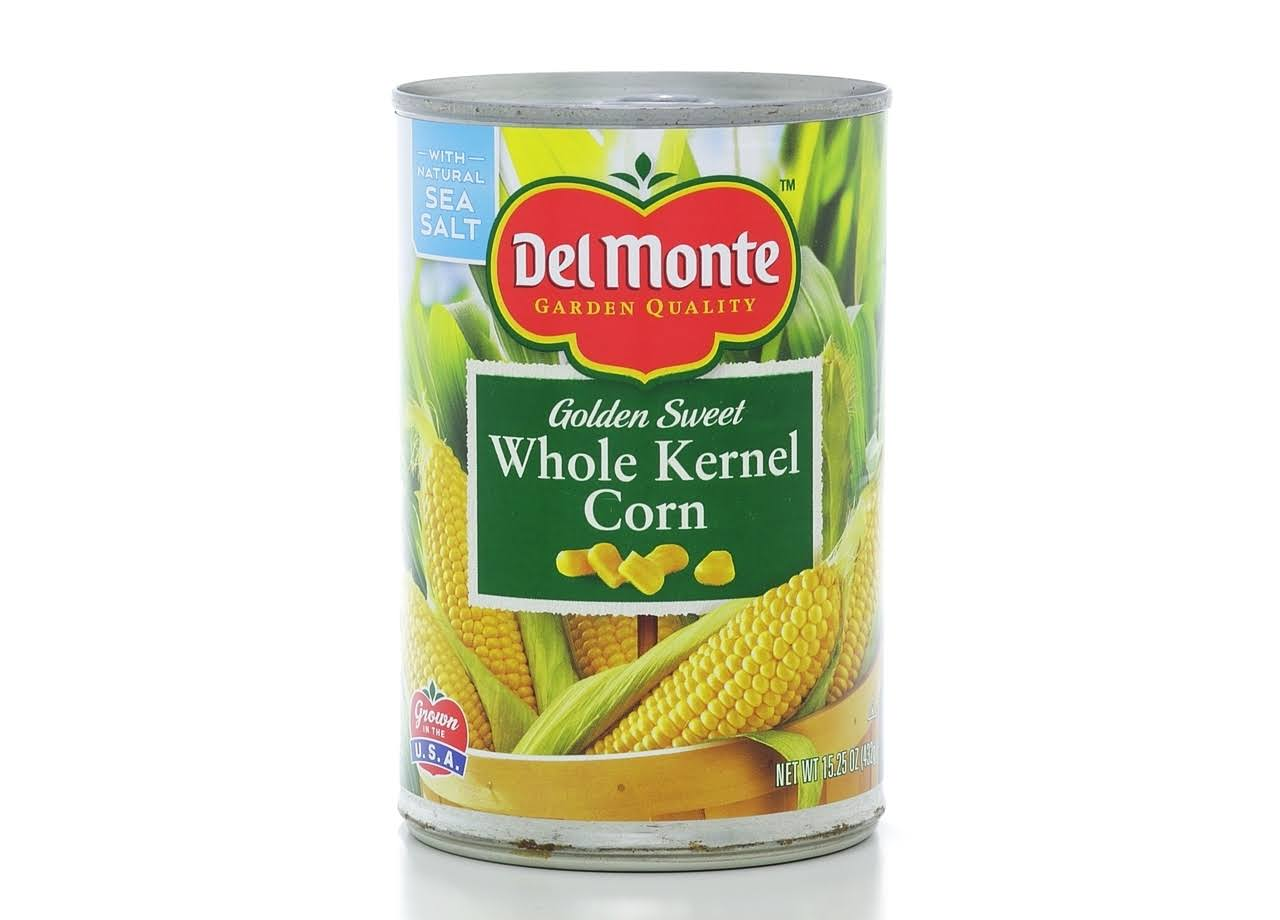 Del Monte Golden Sweet Whole Kernel Corn - 15.25oz