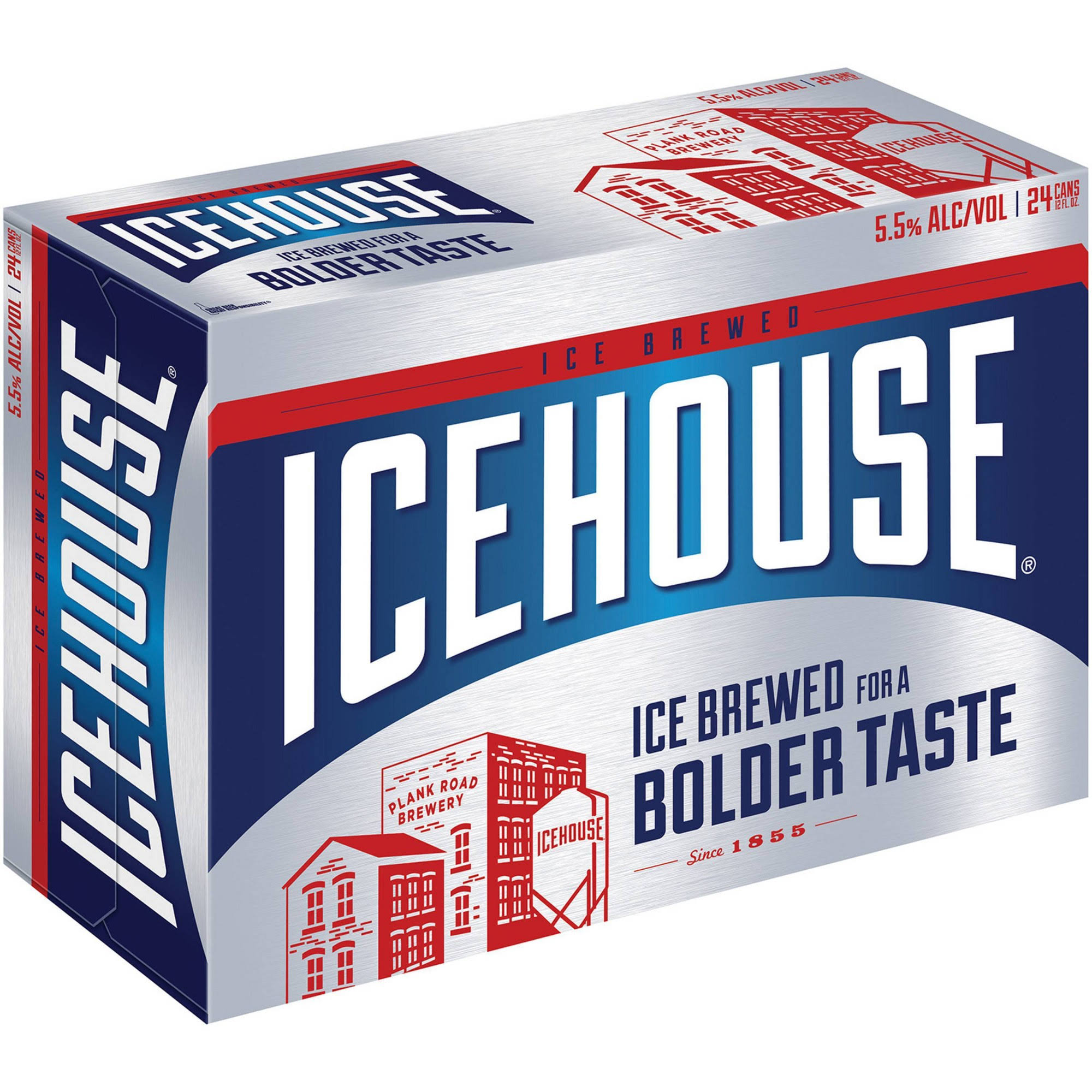 Icehouse Beer - 24Cans, 12oz
