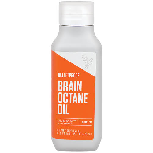 Bulletproof Brain Octane Dietary Supplement - 473ml