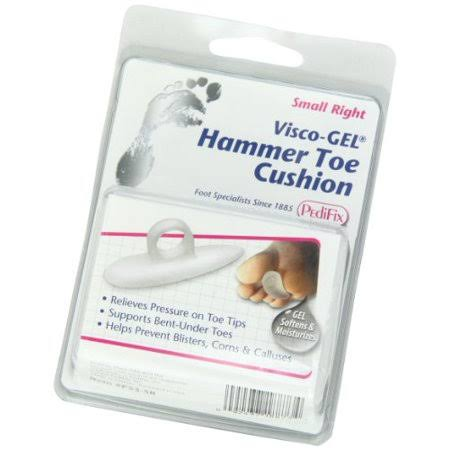 Pedifix Visco-Gel Hammer Toe Cushion - Small Right