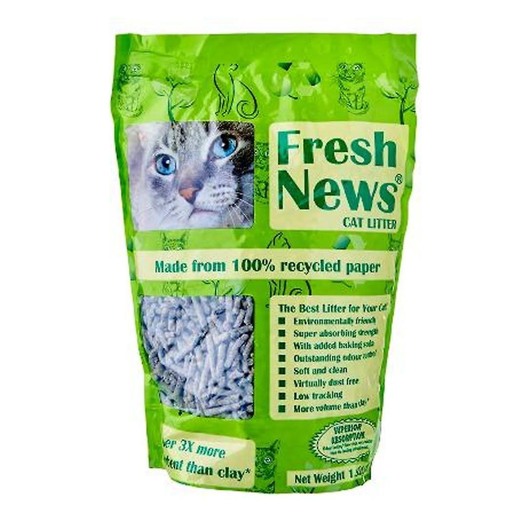 Fresh News Cat Litter - 1.82kg