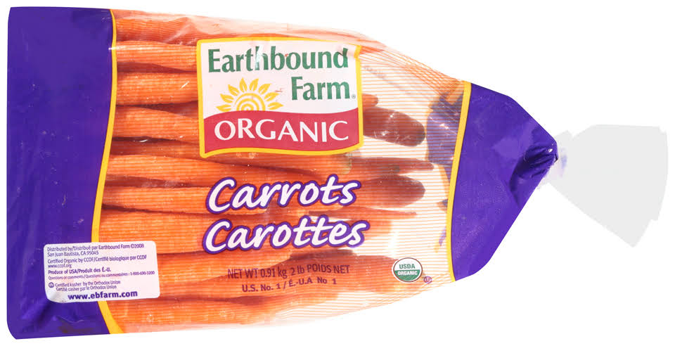 Earthbound Farm Organic Carrots - 32 oz