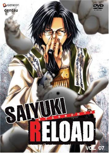 Saiyuki Reload Volume 7 DVD