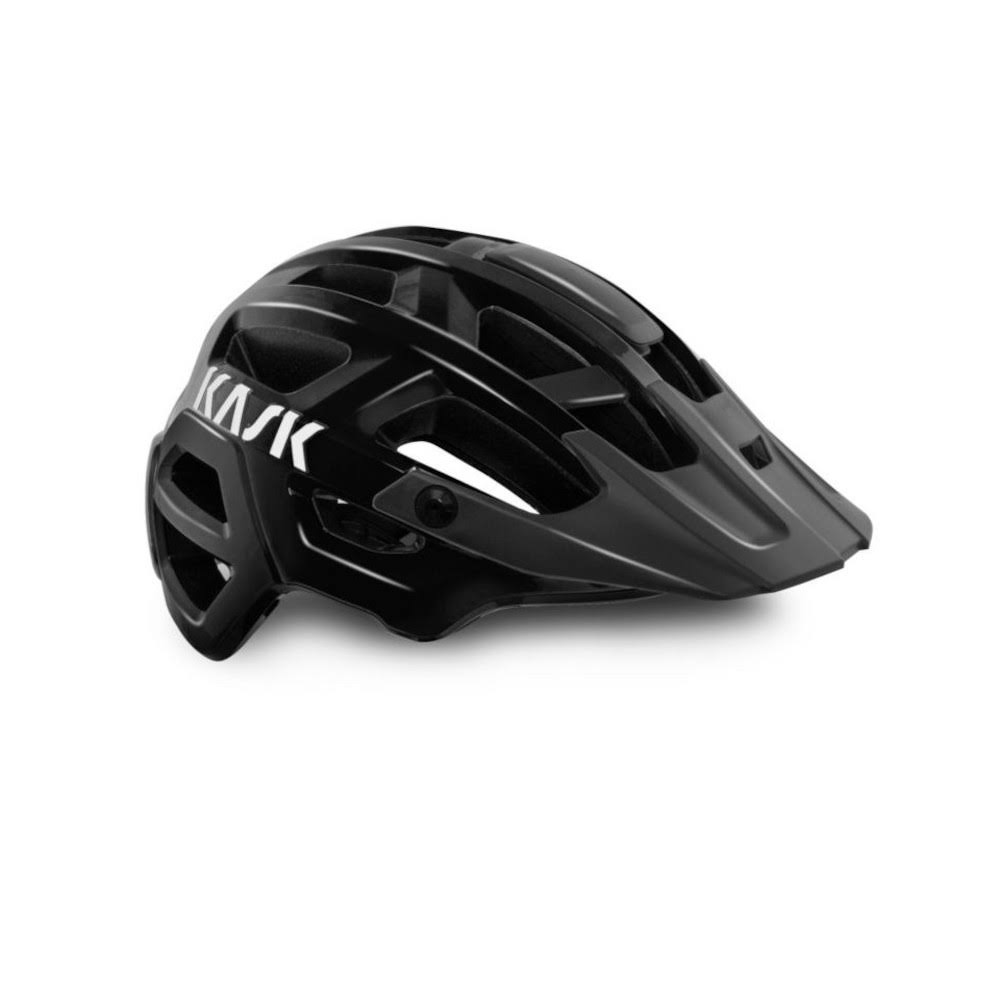 Kask Rex Mountain Bike Helmet - Black, Medium