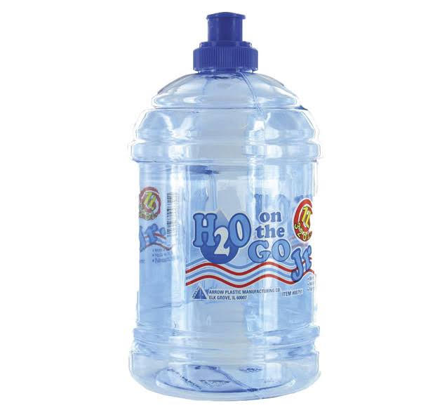 H2O On The Go Jr Water Bottle - 1L