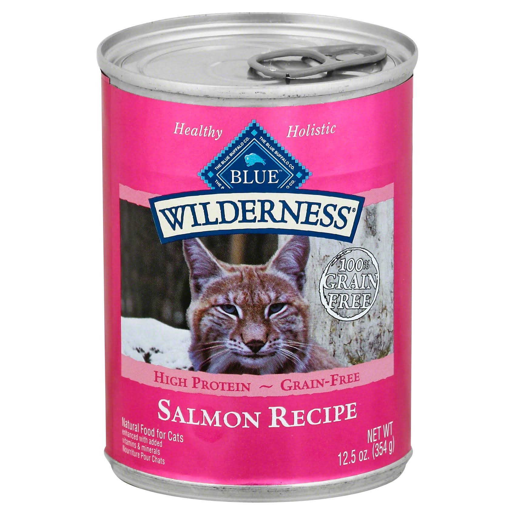 Blue Buffalo Wilderness Adult Cat Food - 12.5oz
