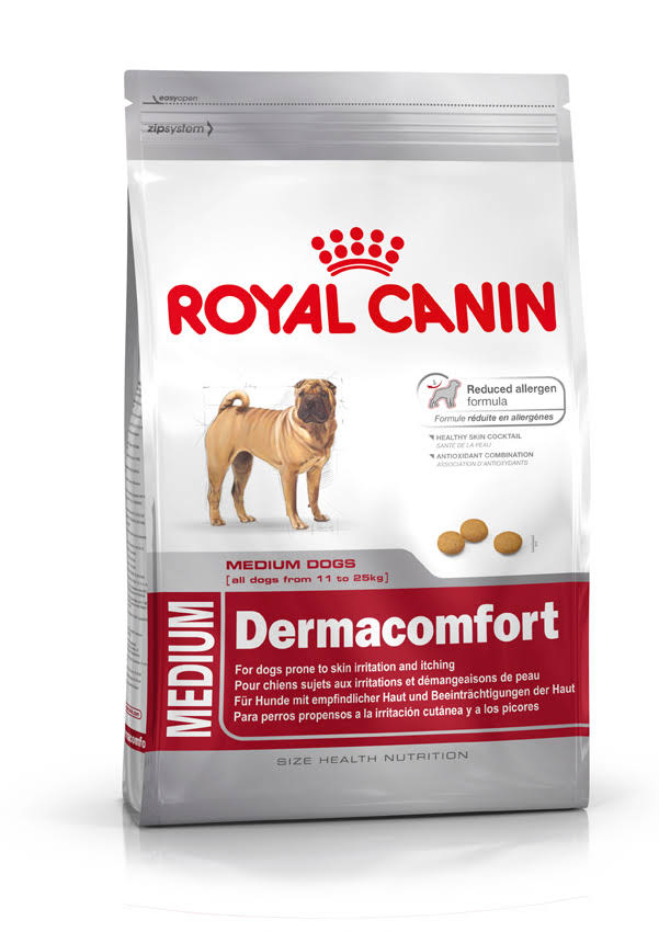 Royal Canin Medium Dermacomfort Dry Dog Food