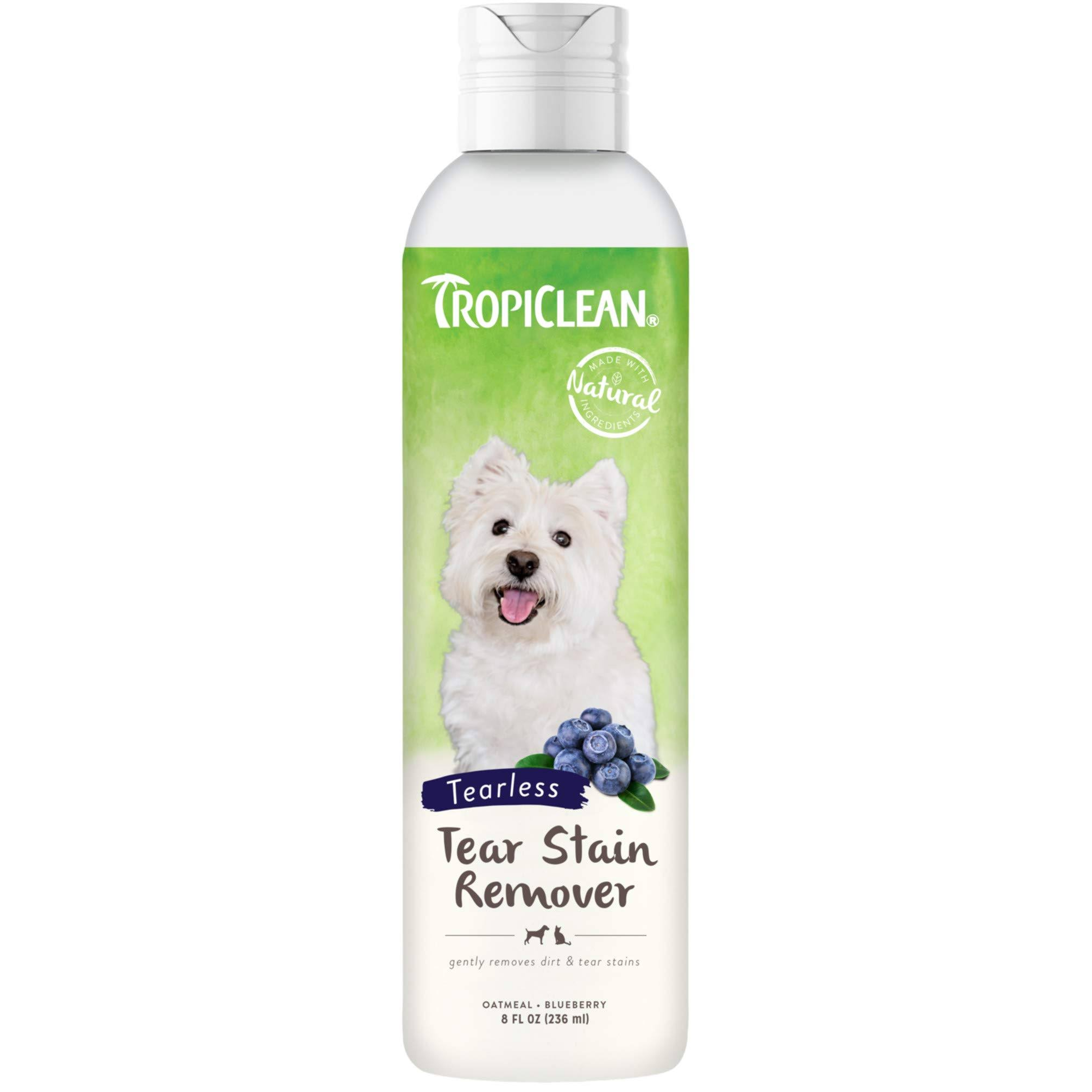 8 oz Tropiclean Tear Stain Remover