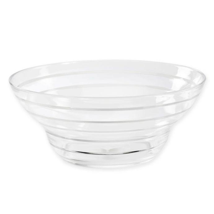 Serving Bowl, Clear