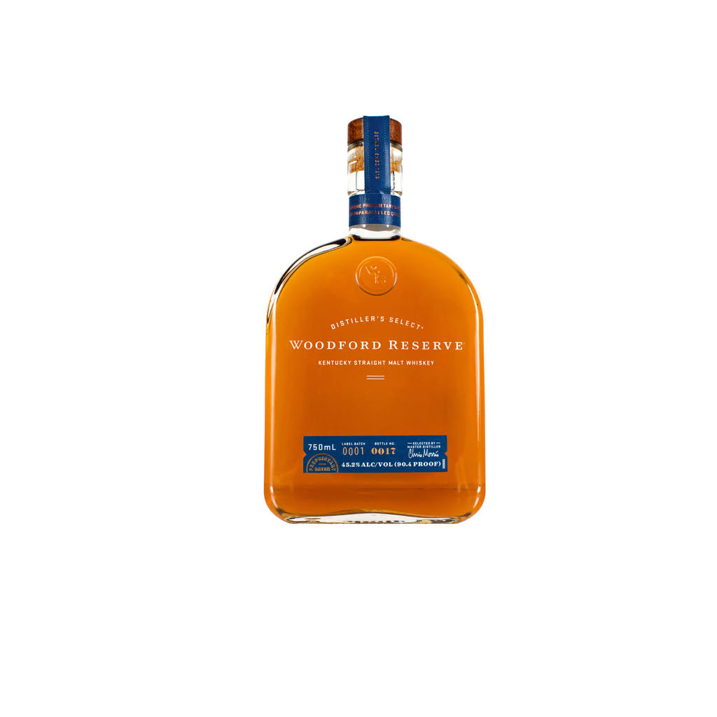 Woodford Reserve Straight Malt Whiskey, Kentucky Straight Malt Whiskey - 750 ml