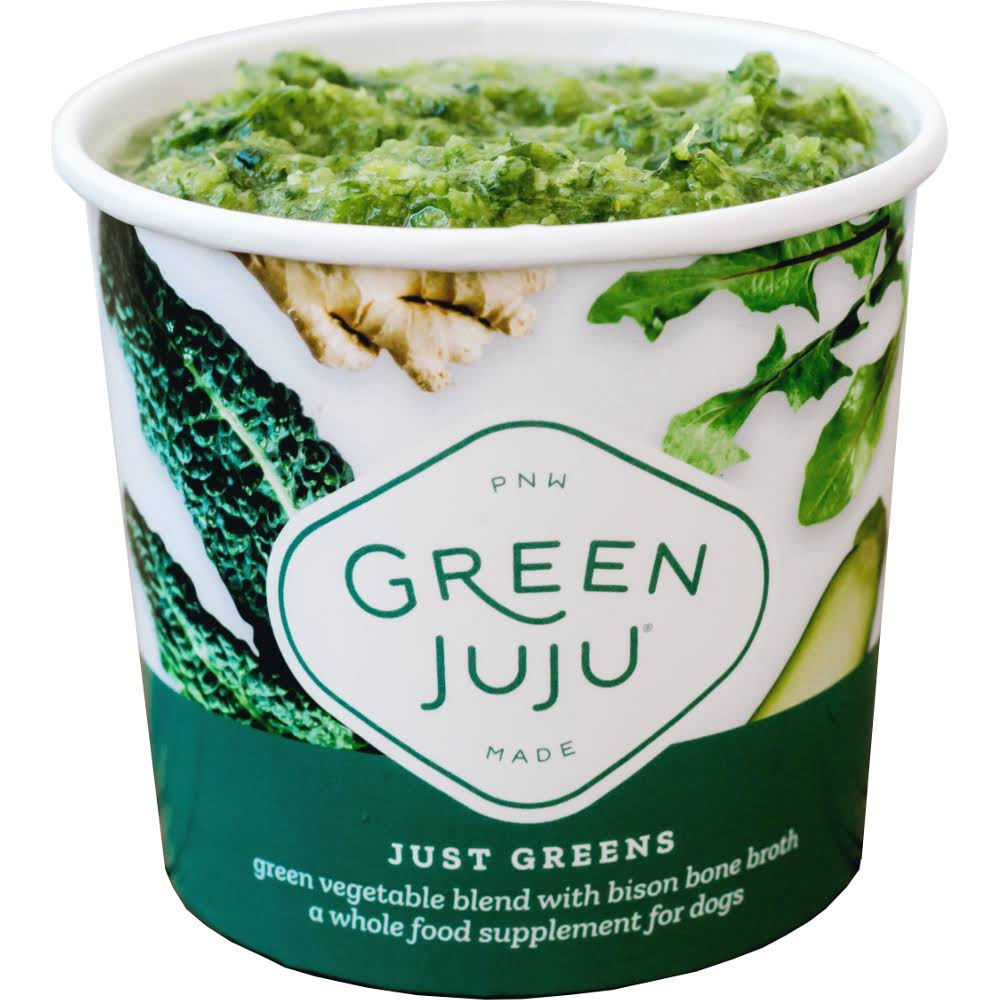 Green Juju Just Greens Dog Supplement-15 oz