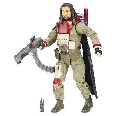 Hasbro Star Wars: Rogue One The Black Series Baze Malbus Action Figure