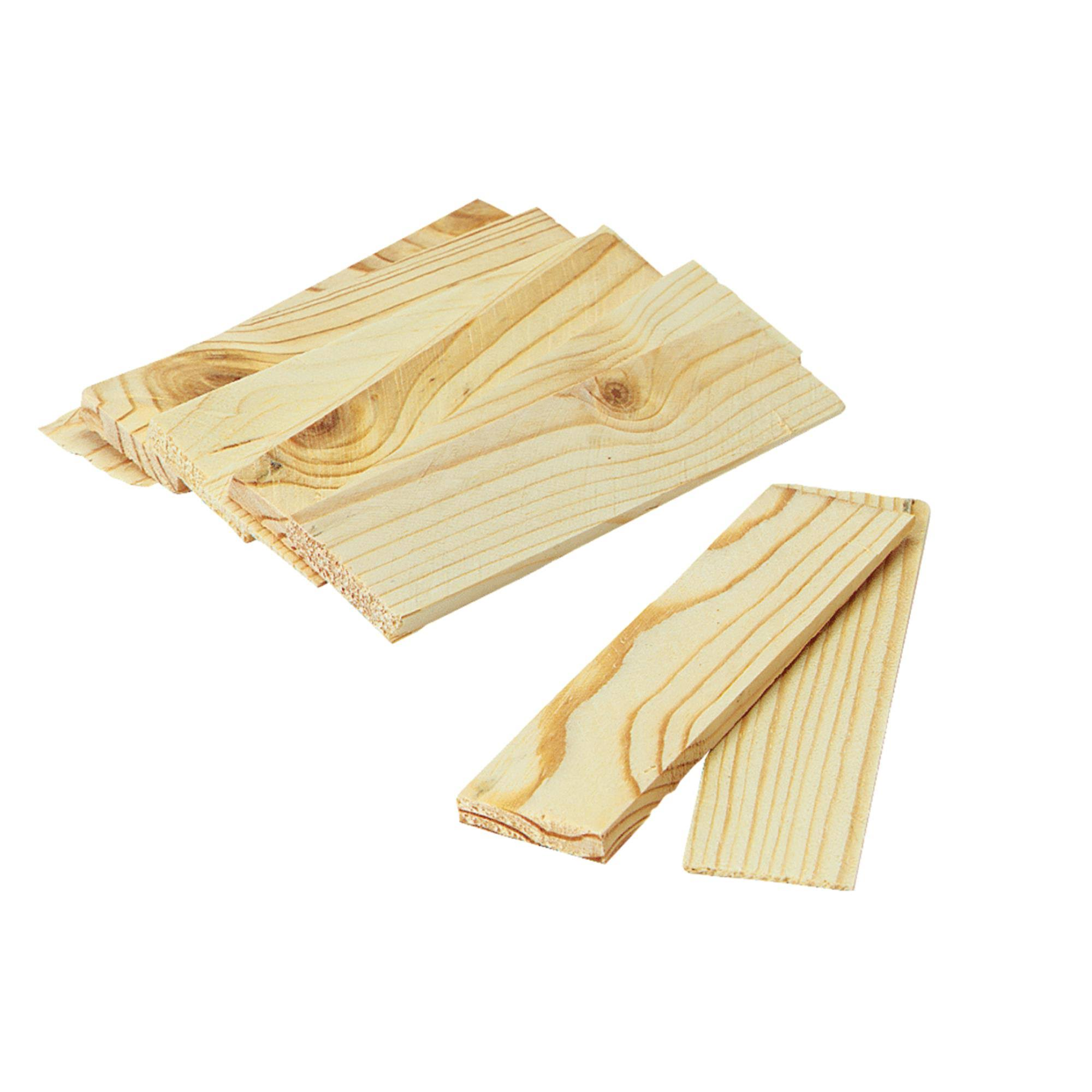 Nelson Strip Wood Shims - 15cm