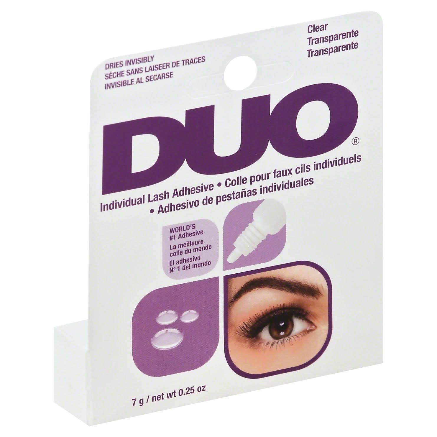 DUO Lash Adhesive Glue for Individual Lashes Clear - 7g