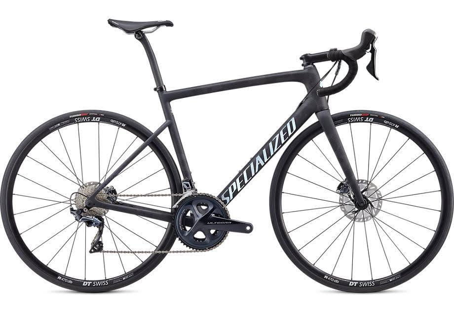 Specialized Tarmac Disc Comp 2020 Road Bike - Carbon/Black