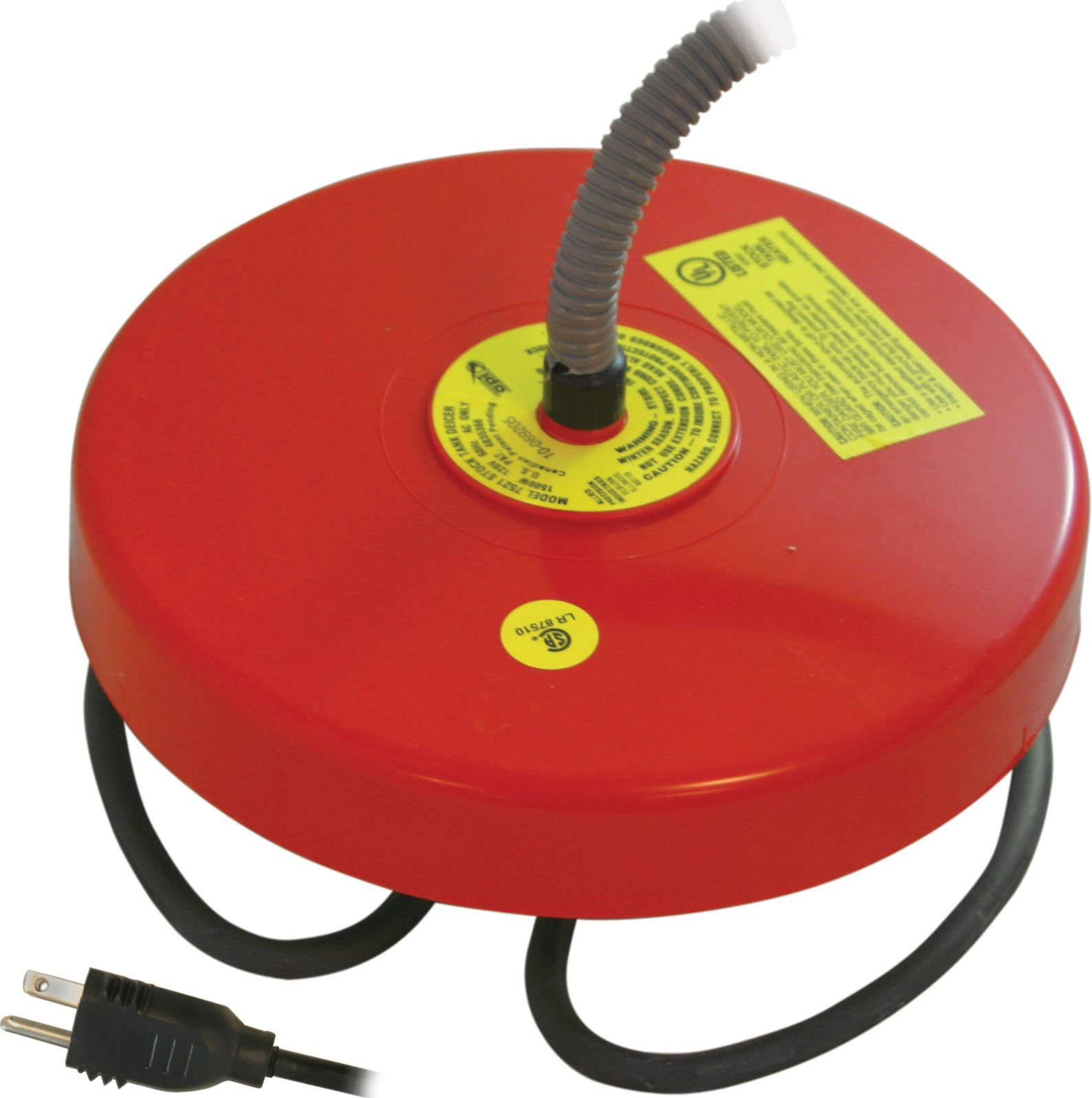 "Allied Precision Floating Pond De-Icer and Heater - 8.25""dia, 1500W"