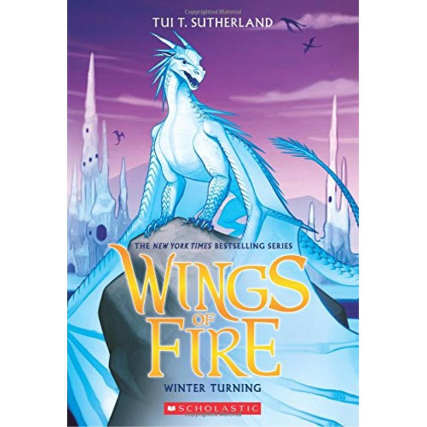 Wings of Fire Book 7 - Tui T Sutherland