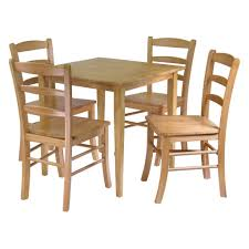 Dining Room Tables Walmart by The Classic Wood Dining Table Set Michalski Design