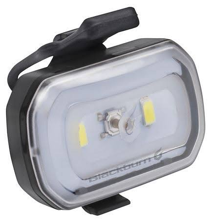 Blackburn Click Usb Front Bicycle Light - Black, 60 Lumens