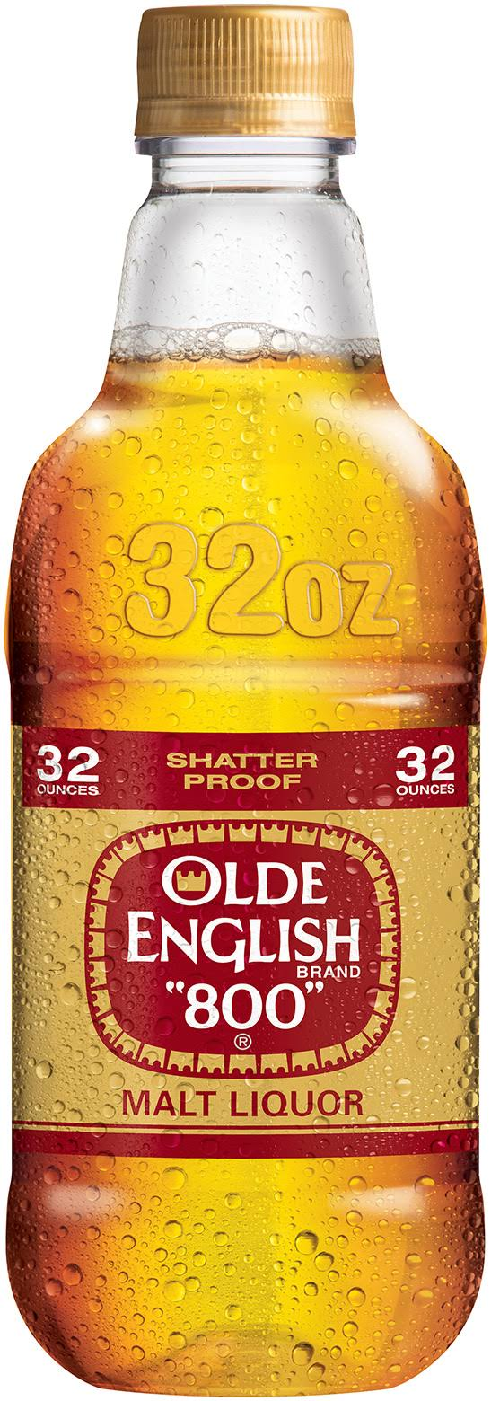 "Olde English 800"" Malt Liquor 32 Fl. Oz. Bottle"