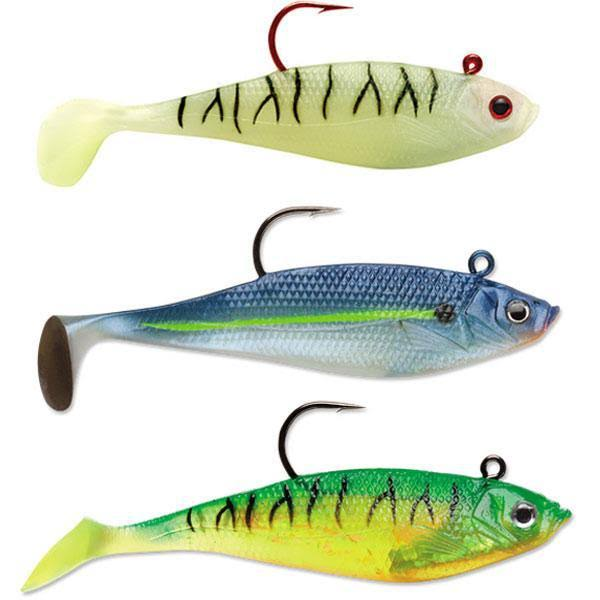 Storm WildEye Swim Shad - Blue Steel Shad