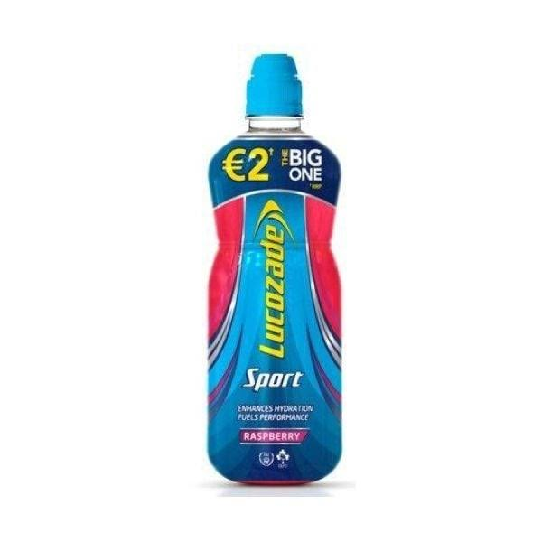 Lucozade Sport Drink - Raspberry, 750ml