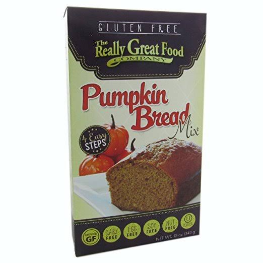 Really Great Food Company Pumpkin Bread Mix - 19oz