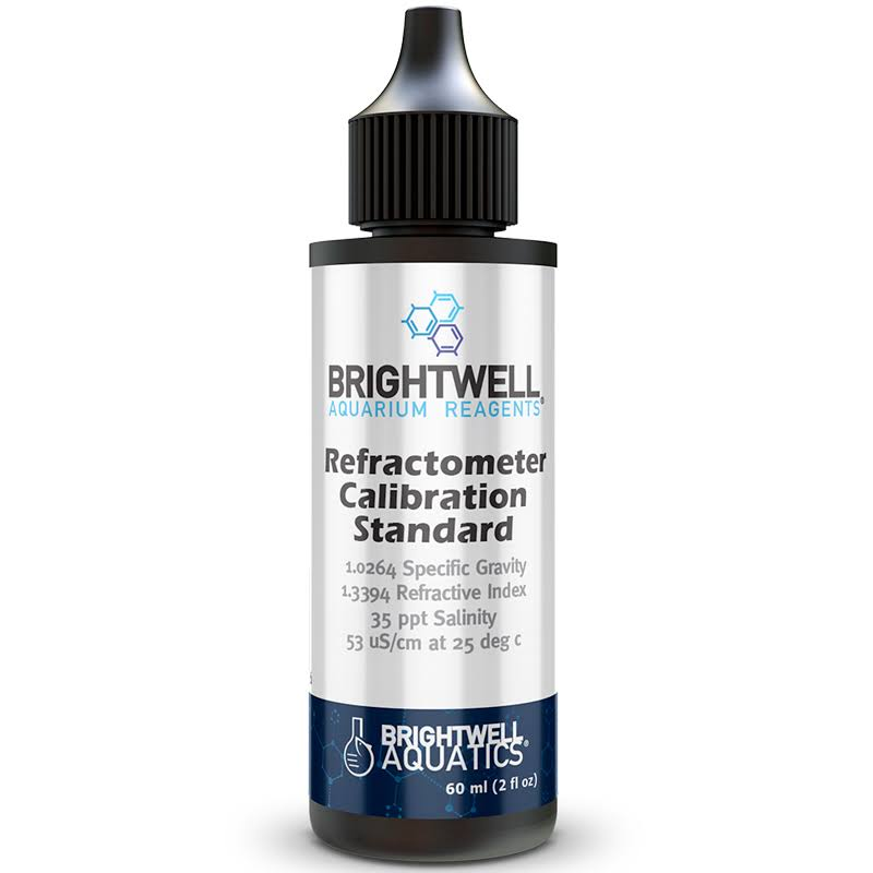 Brightwell Refractometer Calibration Standard 60ml
