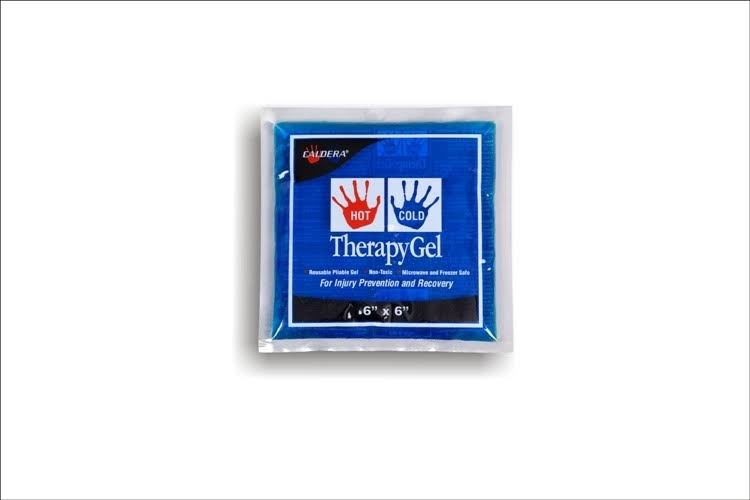 "Caldera Hot and Cold Therapy Gel Pack - 6"" x 6"""