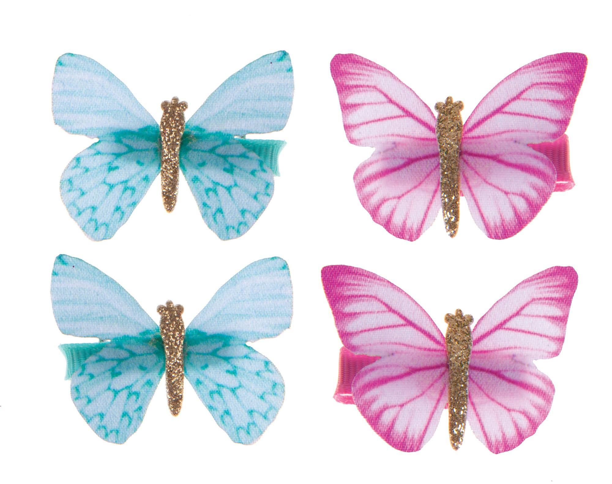Creative Educations Butterfly Clips