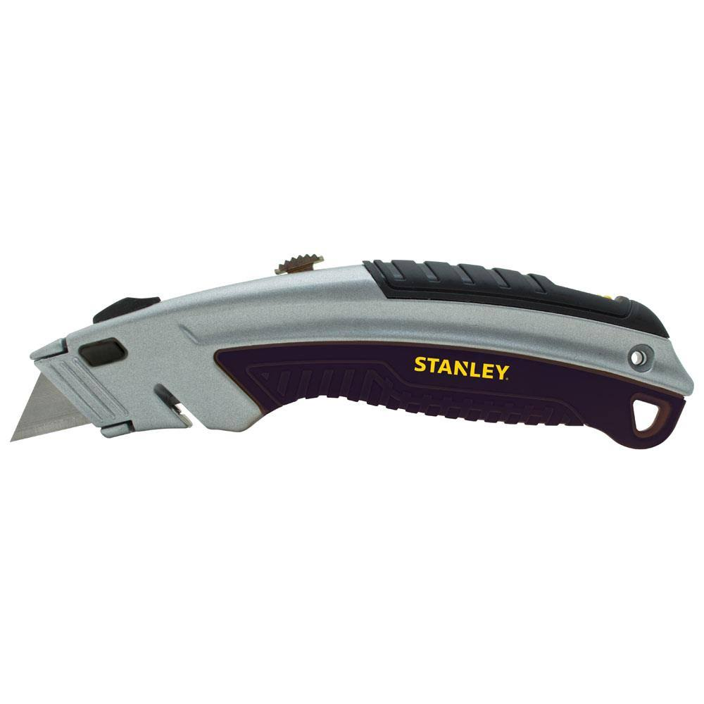 Stanley Curved Utility Knife - 3 Blades