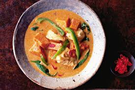 Thai Green Pumpkin Curry Recipe by Thai Fish U0026 Pumpkin Soup