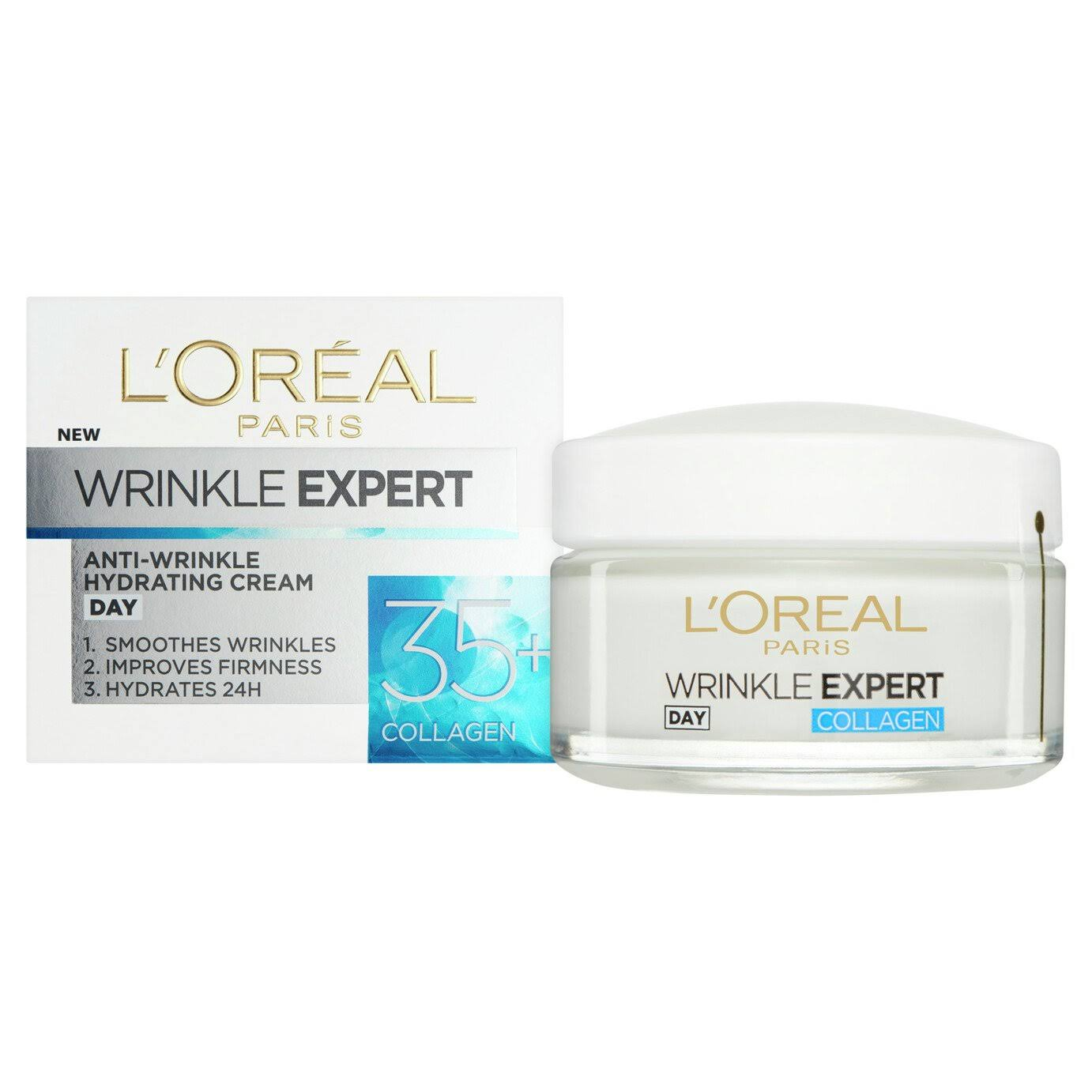 L'Oreal Paris Wrinkle Expert - 50ml