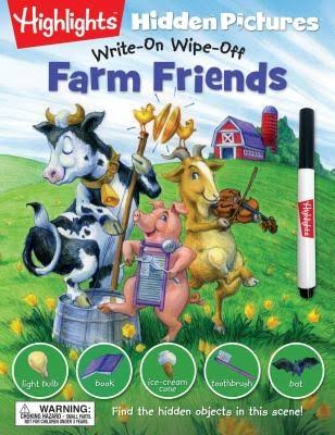 Farm Friends - Highlights Press