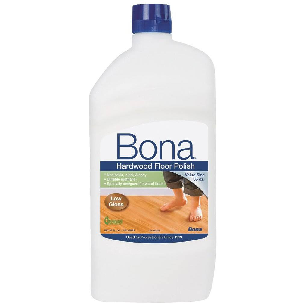 Bona Hardwood Floor Polish - Low Gloss, 36oz