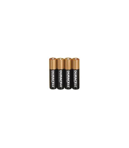 Duracell AAA Batteries 4-Pack MN2400