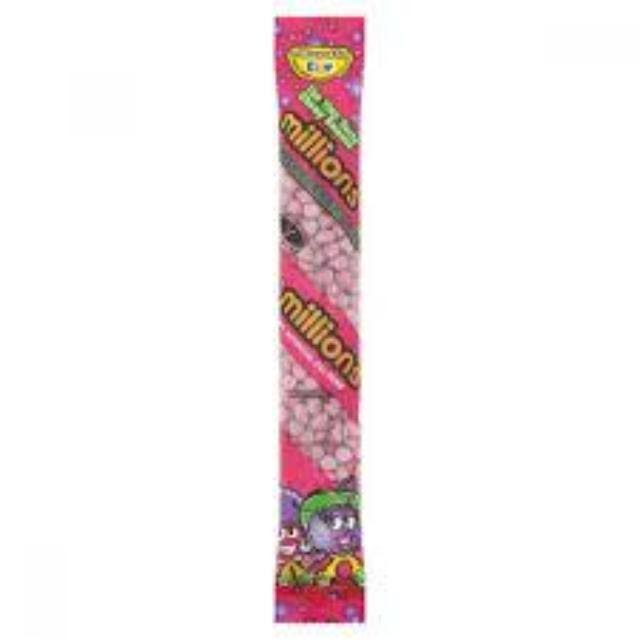Millions Blackcurrant Buzz Candy - 60g