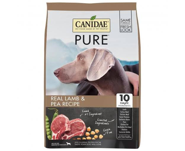 Canidae Pure Elements Dog Food - Fresh Lamb