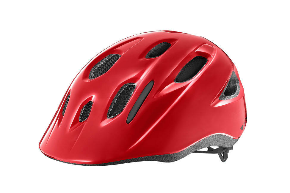 Giant Hoot Arx Kids Helmet - Red