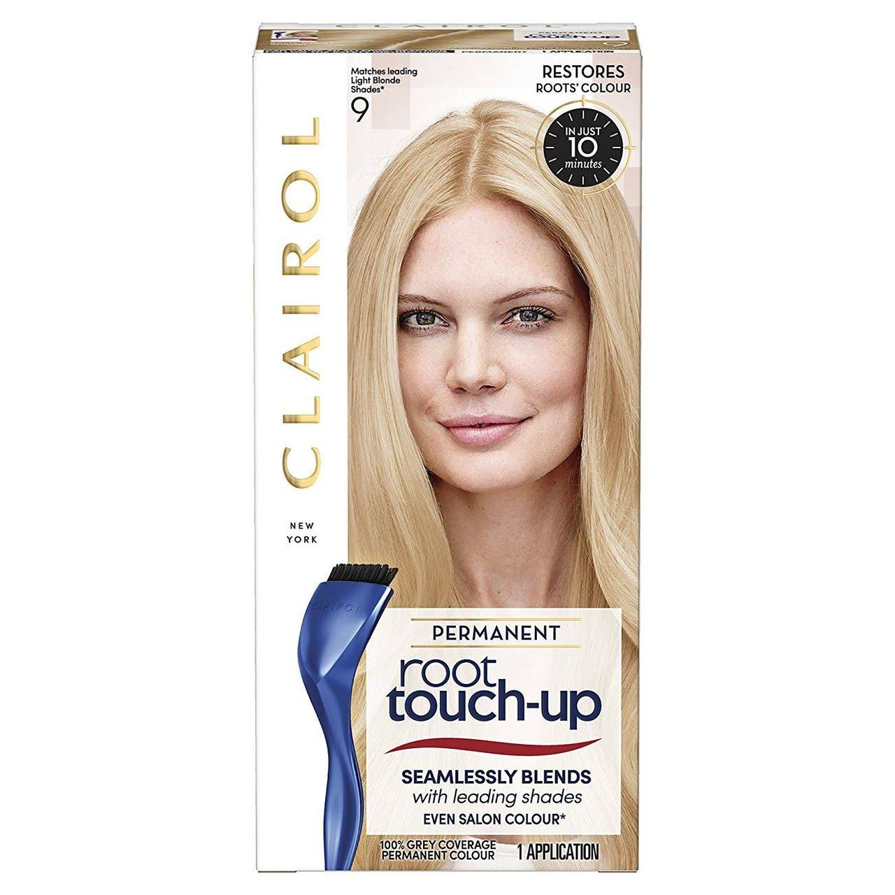 Clairol Root Touch Up Hair Dye - 9 Light Blonde