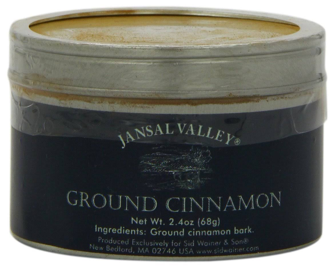 Jansal Valley Ground Cinnamon 2.4 Ounce