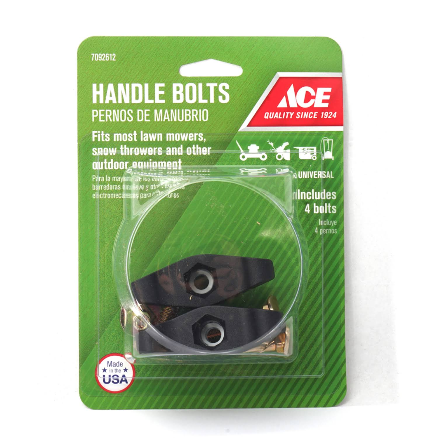 Ace T-Handles Bolts
