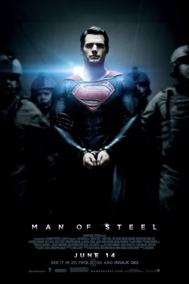 Man of Steel-Man of Steel