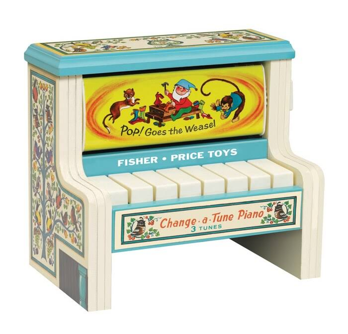 Fisher Price Change-A-Tune Classic Piano