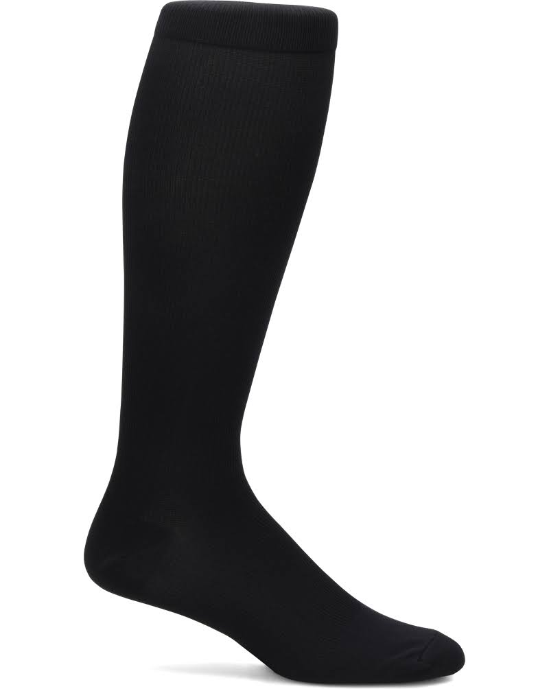 Nurse Mates Men's Compression Socks - Black