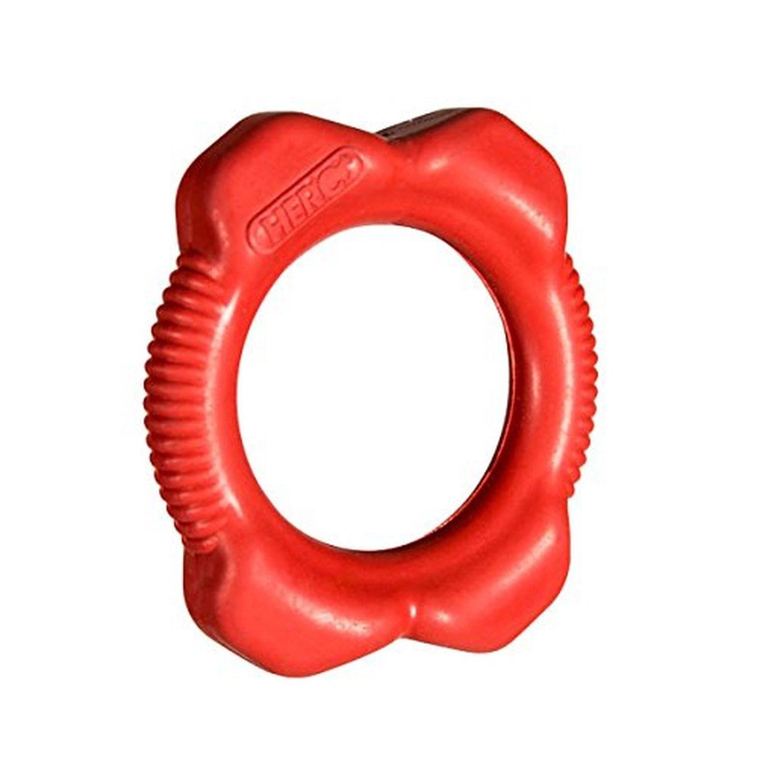 Hero Natural Rubber Ring Dog Toy