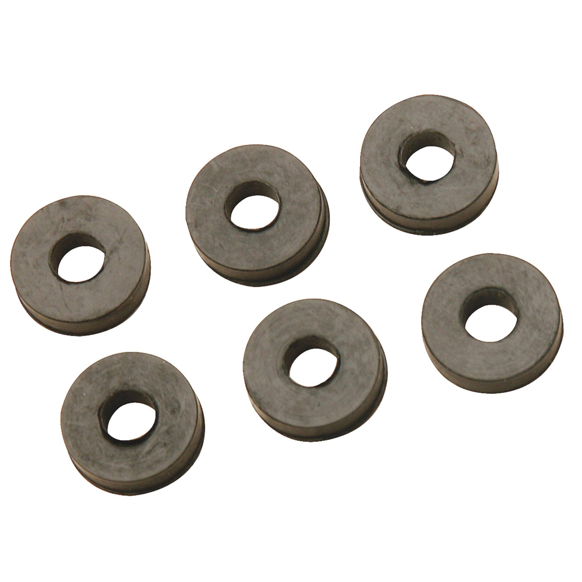 Do It Flat Faucet Washers Plumb Pak Corporation - 6pk, 3/8""