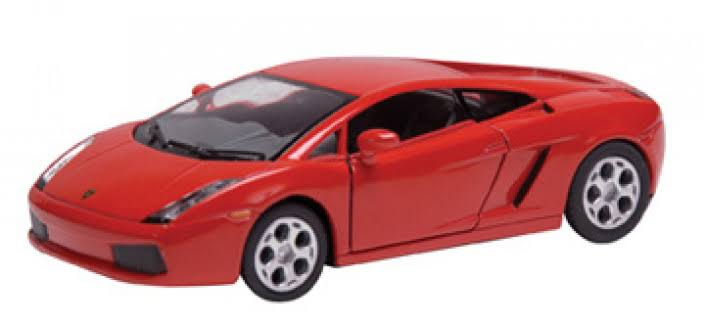 Die Cast Lamborghini Gallardo Model Toy