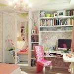 Bedroom Designs: Exciting Teenage Girls Room Decoration Ideas With ... - Teen Girl Storage Ideas