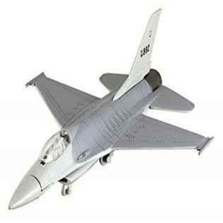 Inair E-Z Build Model Kit - F-16 Fighting Falcon